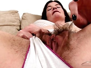 Atknaturalandhairy - Act With Hairy Labia