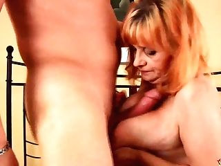 Chubby 70 Year Old Mom Fucked Wild
