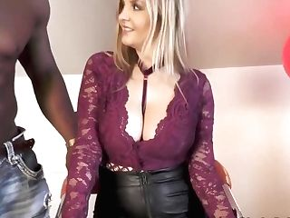 Candy Alexa Is A Real Delight And Tastes So Fucking Good During An Interracial Threesome