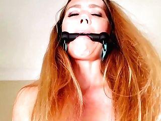 Bit Gag Cowgirl - Starlet Nine Virtual Fuckfest Gag Talking Trailer