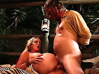 Arousing Costume Play Vid Starring One And Only Stormy Daniels
