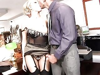 Fhuta - Caught With Finger In Muff, Fucked By The Manager