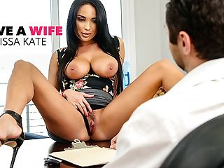 Anissa Kate Fucks The Car Salesman To Get A Finer Deal - Ihaveawife