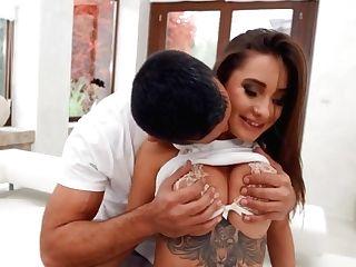 Renato & Liya Silver In Rectal Internal Ejaculation For Liya - Realitykings