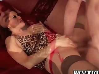 Whorey Mummy Sheila Marie Gives Breast Banging Sweet Teenager Step-sonny